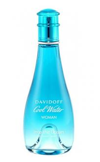 Davidoff Cool Water Into The Ocean Woman Edt 100 Ml Kadın Parfümü