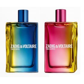 2'li parfüm Set: Zadig & Voltaire This Is Love Edt 100ml Erkek +Zadig & Voltaire This Is Love Edt 100ml Bayan Parfüm