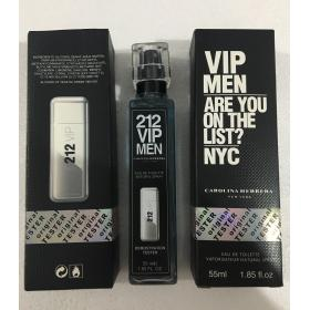 Carolina Herrera 212 Vip Men Edt 55ml+55ml Erkek Cep Parfüm