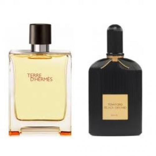 2'li set:Terre DHermes Edt 100ml ve Tom Ford Black Orchid Edp 100ml